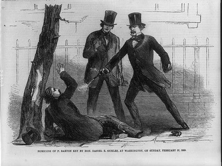 This Day in History: The controversy surrounding Union Major General Daniel Sickles
