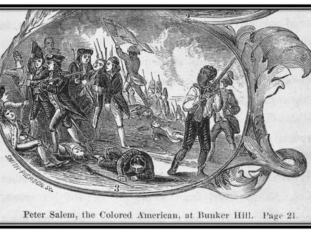 This Day in History: Peter Salem, former slave & Revolutionary War veteran