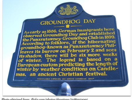 This Day in History: The surprising origins of Groundhog Day