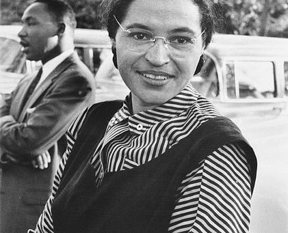 This Day in History: Rosa Parks refuses to give up her seat on a bus