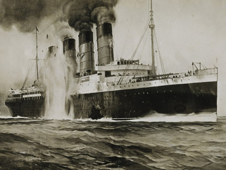 This Day in History: Germans sink RMS Lusitania