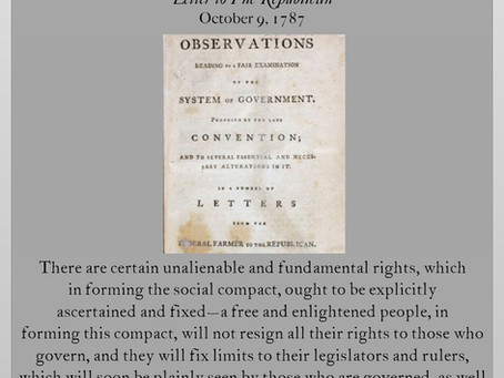 The Anti-Federalist Papers: Federal Farmer II