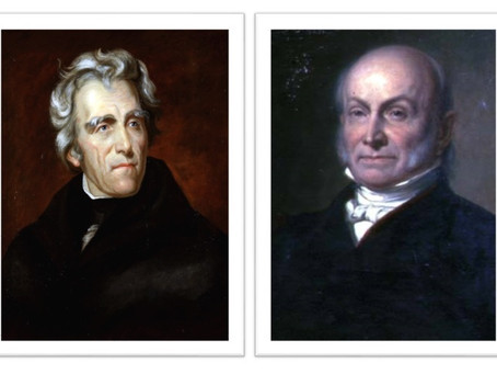 This Day in History: John Quincy Adams versus Andrew Jackson