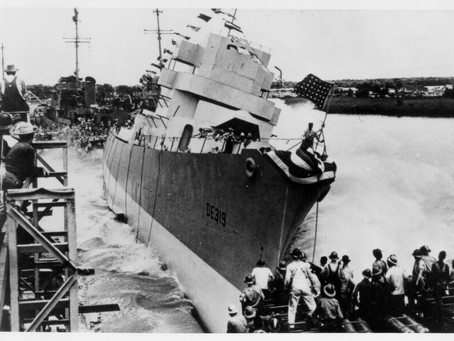 This Day in History: USS Leopold's forgotten struggle in the Atlantic