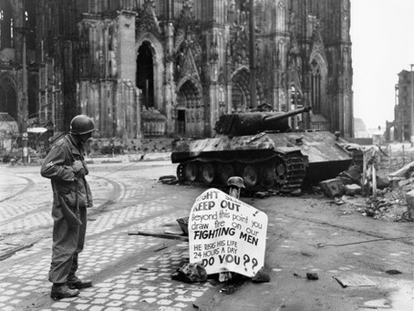 This Day in History: A memorable WWII tank battle in Cologne