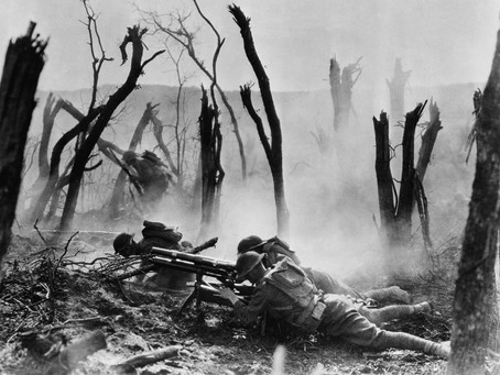 This Day in History: The WWI Meuse-Argonne Offensive begins