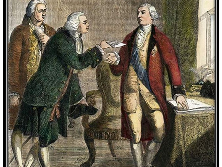 This Day in History: John Adams, King George III, & their post-Revolution meeting
