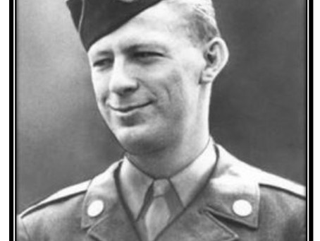 This Day in History: Melvin Biddle at the Battle of the Bulge