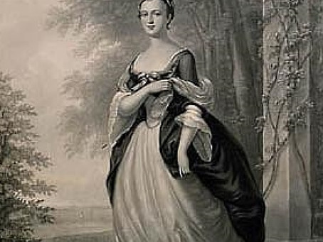 """This Day in History: Martha Washington: Famous, but """"completely unknown"""""""