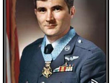 This Day in History: John Levitow & his Medal of Honor