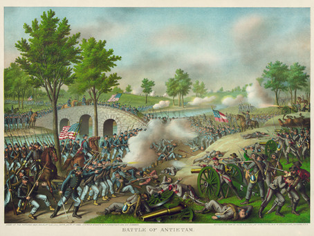This Day in History: The Battle of Antietam & the Emancipation Proclamation