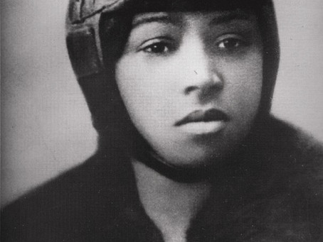 This Day in History: Bessie Coleman, First Licensed Black Aviator