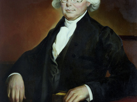 This Day in History: James Wilson, the other Father of the Constitution?