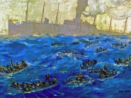 This Day in History: Attack on USS President Lincoln