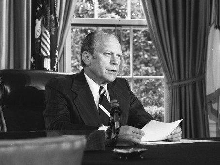 This Day in History: Gerald Ford pardons Richard Nixon