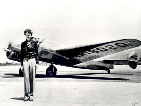 This Day in History: Amelia Earhart's final flight