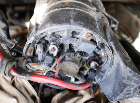 Generator goes kaputt