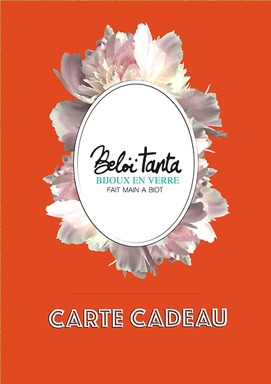 copy of copy of copy of copy of copy of Carte Cadeau