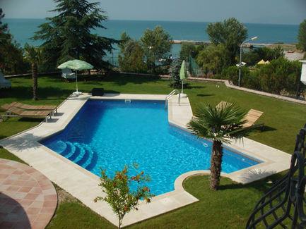 Tekirdağ Pool renovation