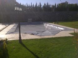 Kışlık Havuz Örtüsü