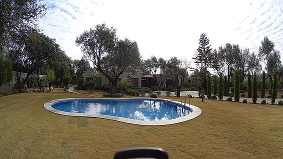 Bodrum Swimming Pool