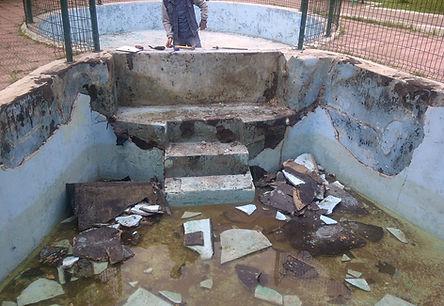 Havuz Tadilat