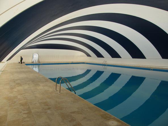 Beypazarı Belediyesi havuz ve şişme kapama