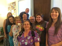 Cal West Pet Hosptial Staff
