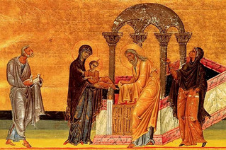 Eucharist for the Feast of the Presentation of Christ in the Temple