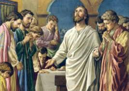 Eucharist for the Sunday after Ascension (VIDEO)