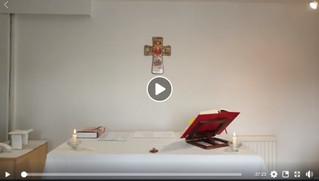 Fr David's sermon on Passion Sunday in isolation