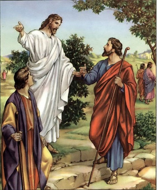Eucharist for the Third Sunday of Easter