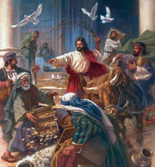 Eucharist for the Third Sunday of Lent