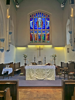 No Live Streamed Eucharist Today (11/4/21) or Next Sunday (18/4/21)