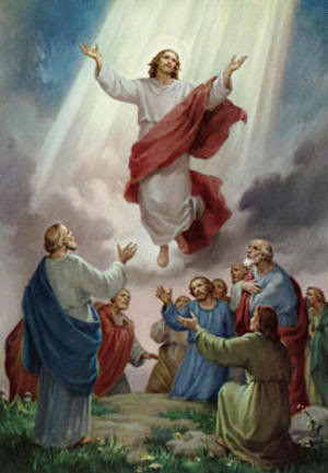 Eucharist for Ascension Day (VIDEO)