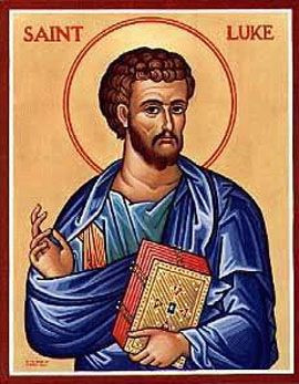 Eucharist for The Feast of St Luke the Evangelist Service (VIDEO)