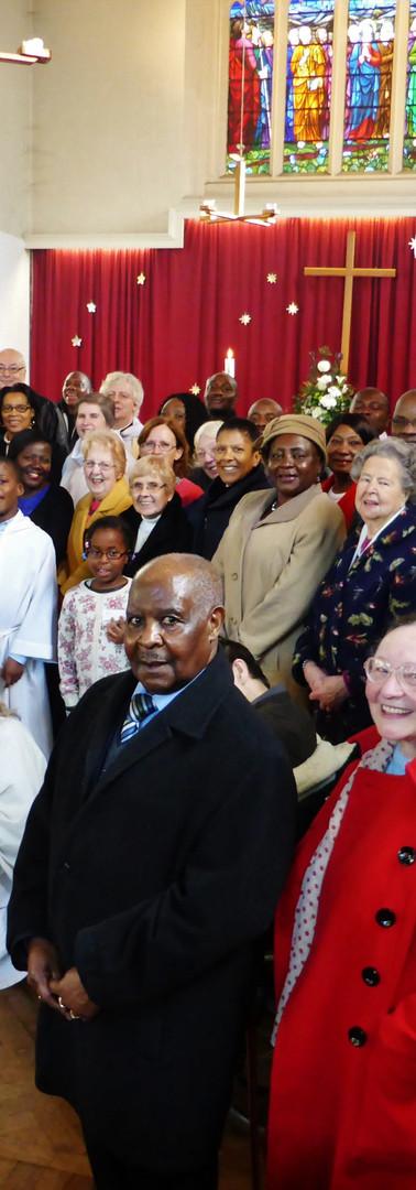 St Saviour's Congregation