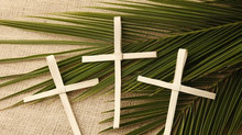 Fr David's Sermon for Palm Sunday