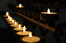 Service of Thanksgiving for Loved Ones Departed, Sunday 3rd November 2019 at 5pm