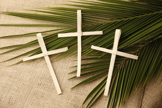 Palm Sunday Eucharist (Video)