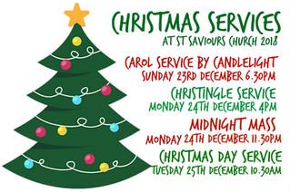 Christmas @ St Saviours Church