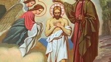 Eucharist for the Feast of the Baptism of Christ