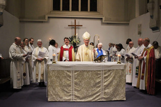 Photos From Fr David's Licensing