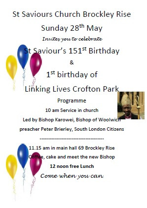 This Sunday, Come Along!