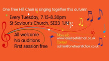 Join the One Tree Hill Choir!