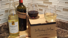 """How To """"Launch"""" Your New Whiskey2Wine Designs Stemless Wine Glasses"""