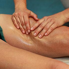 sports massage treatment