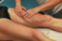 Sore leg, Quad massage