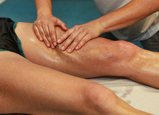 5 Reasons to have a Post Workout Massage