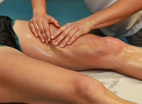 Sports massage - Rangiora, North Canterbury
